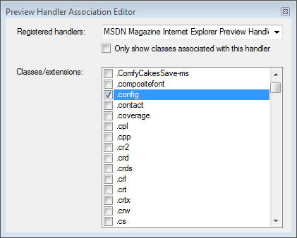 pdf preview handler outlook 2007